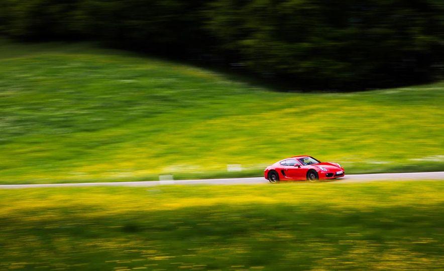 2014 Porsche Cayman S - Slide 5