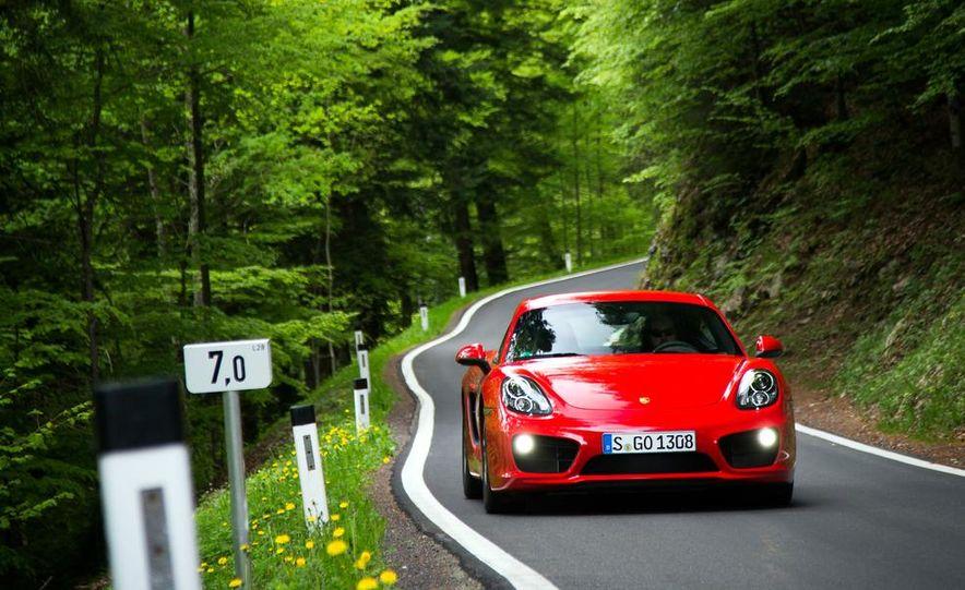 2014 Porsche Cayman S - Slide 6