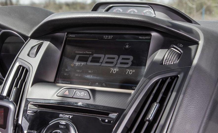 COBB Ford Focus ST - Slide 10