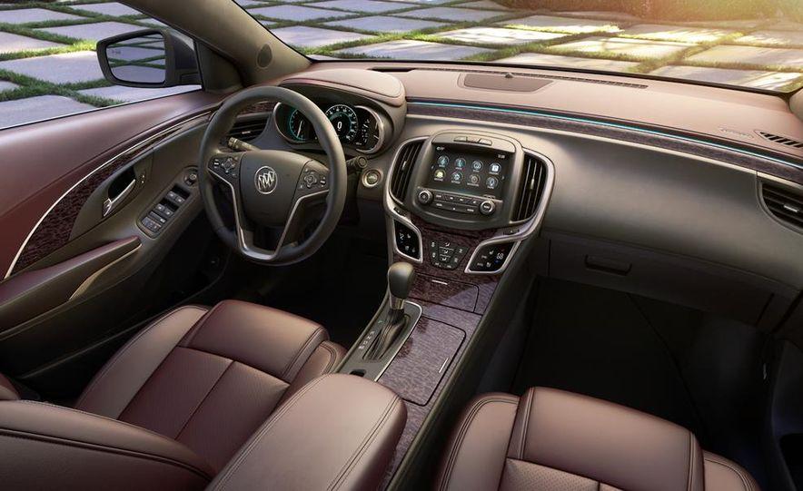 2014 Buick LaCrosse - Slide 23