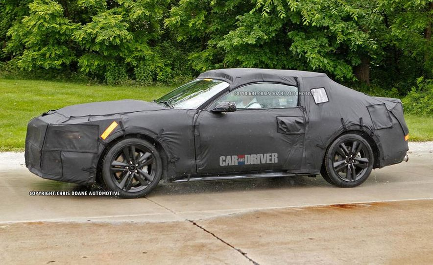2015 Ford Mustang (spy photo) - Slide 22