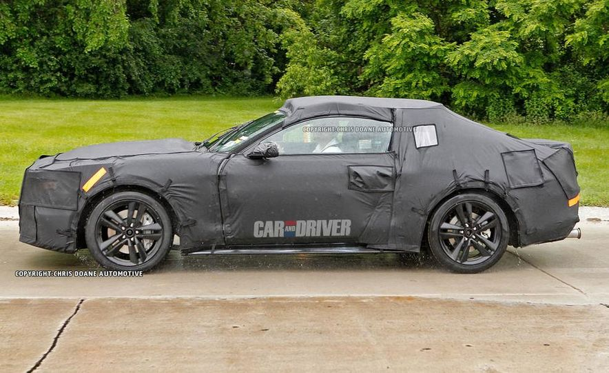 2015 Ford Mustang (spy photo) - Slide 23