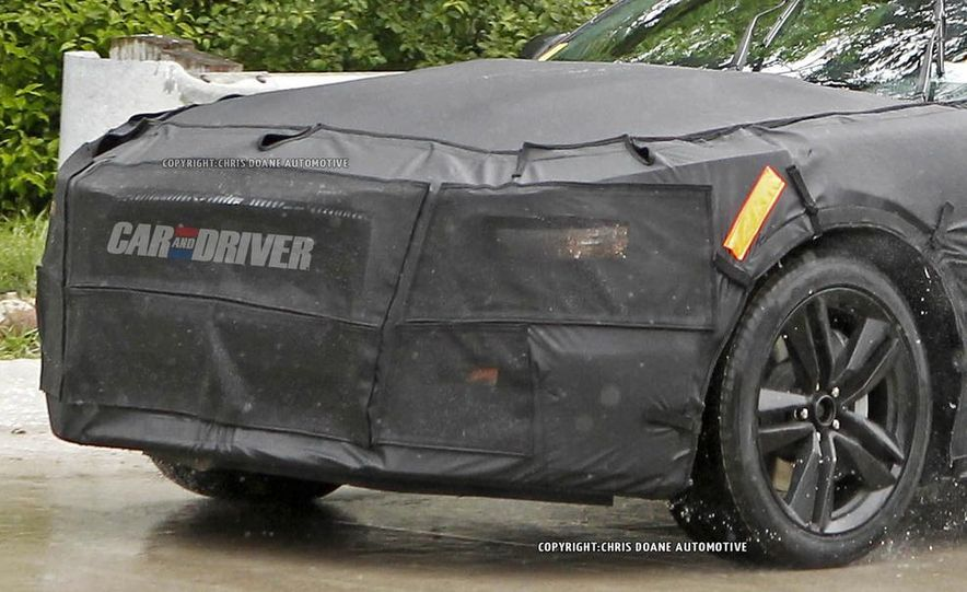 2015 Ford Mustang (spy photo) - Slide 37