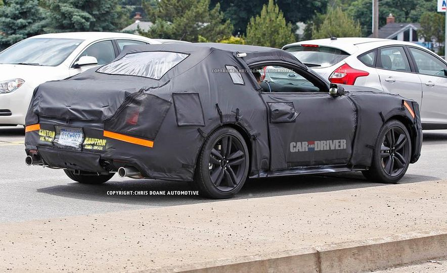 2015 Ford Mustang (spy photo) - Slide 34