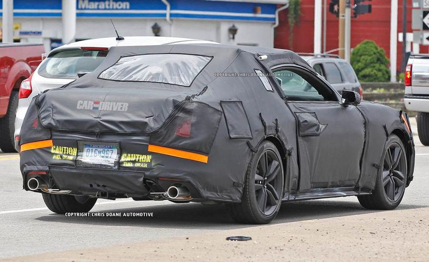 2015 Ford Mustang (spy photo) - Slide 35