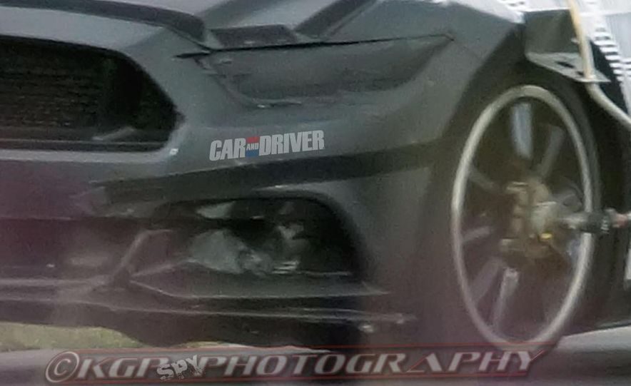2015 Ford Mustang (spy photo) - Slide 16