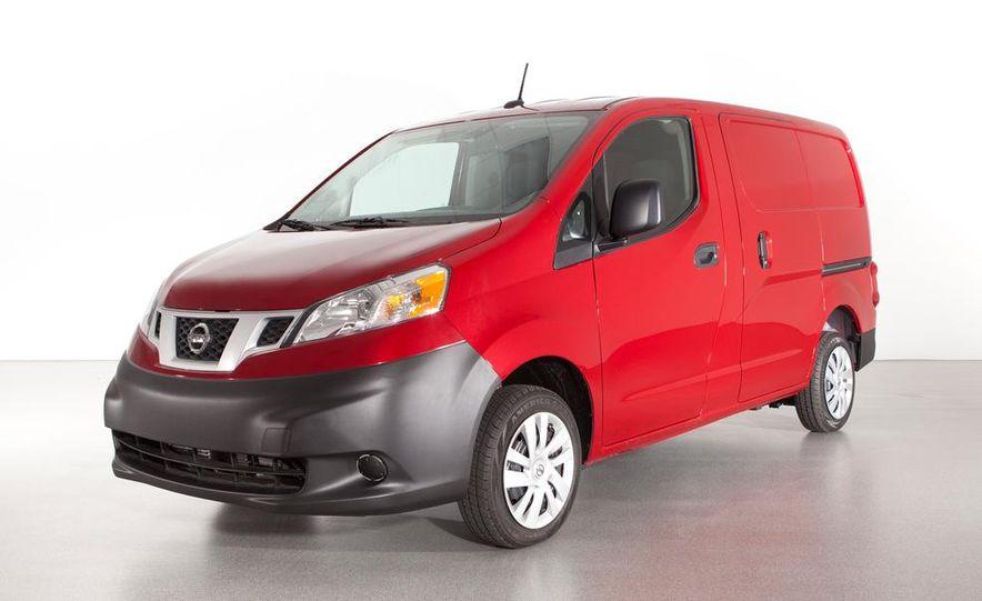 2013 Nissan NV200 - Slide 1