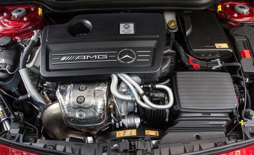 2014 Mercedes-Benz CLA45 AMG 4MATIC - Slide 22