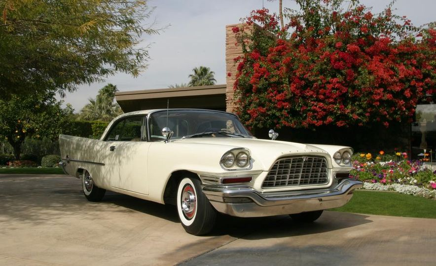 1957 Chrysler 300C - Slide 2