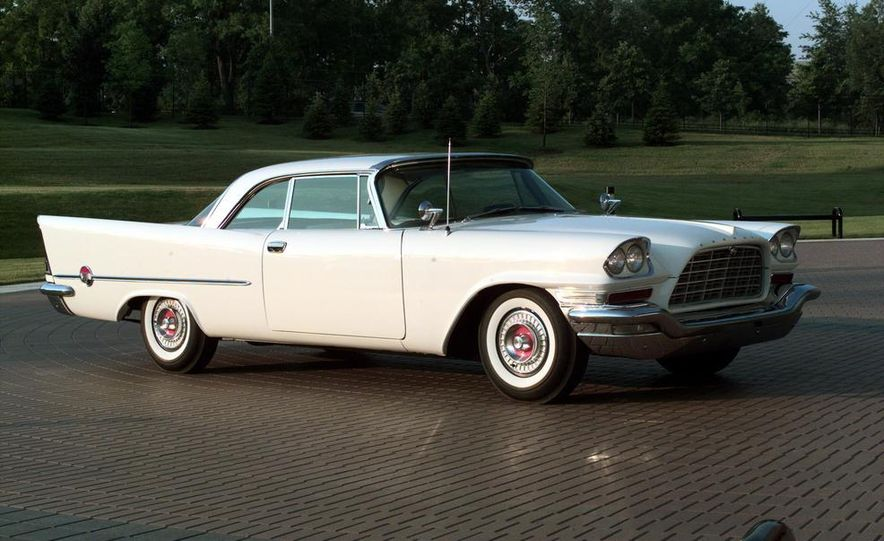 1957 Chrysler 300C - Slide 3