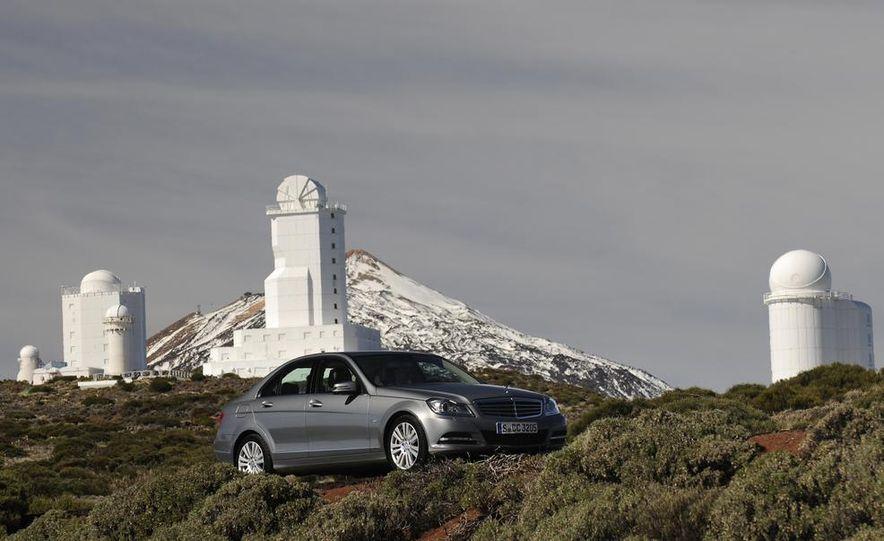 2015 Mercedes-Benz C-class sedan (spy photo) - Slide 59