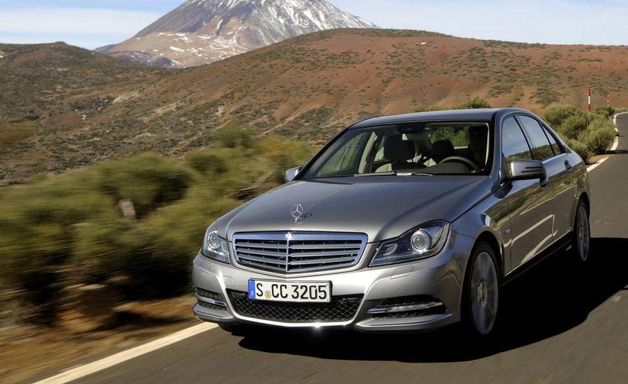 2015 Mercedes-Benz C-class sedan (spy photo) - Slide 69