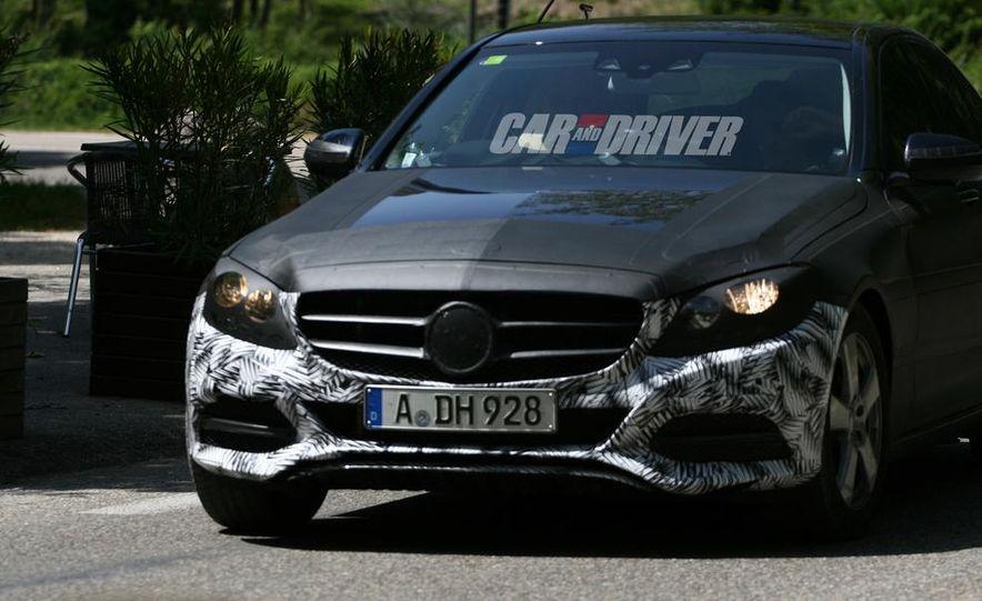2015 Mercedes-Benz C-class sedan (spy photo) - Slide 14