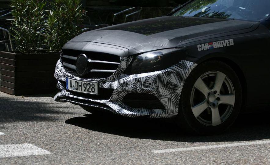 2015 Mercedes-Benz C-class sedan (spy photo) - Slide 15
