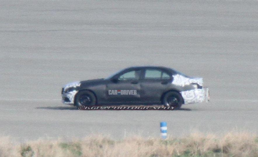 2015 Mercedes-Benz C-class sedan (spy photo) - Slide 27