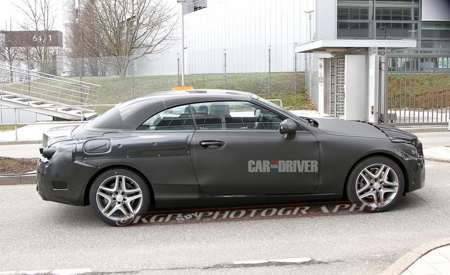 2015 Mercedes-Benz C-class sedan (spy photo) - Slide 41