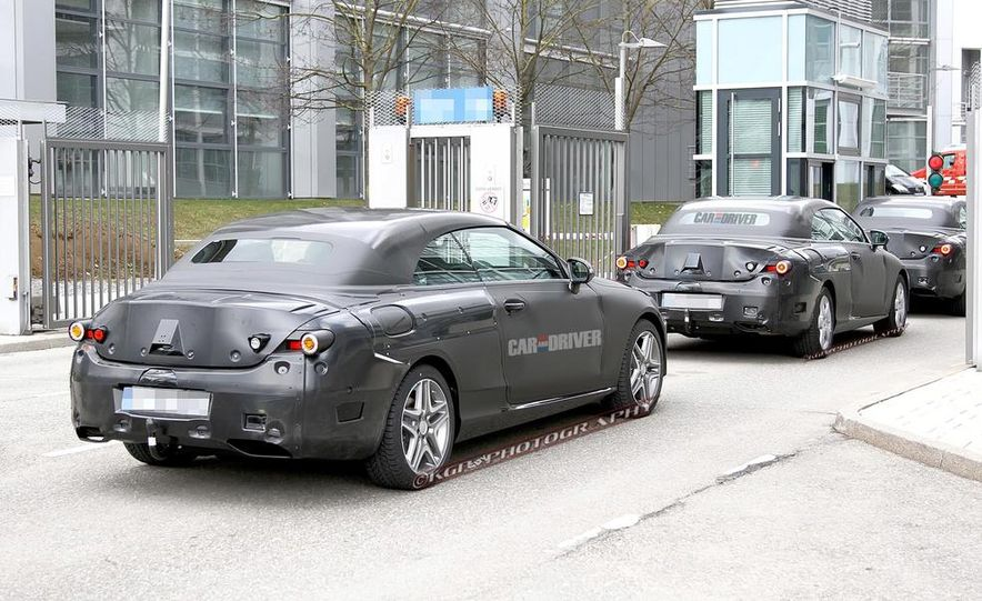 2015 Mercedes-Benz C-class sedan (spy photo) - Slide 44