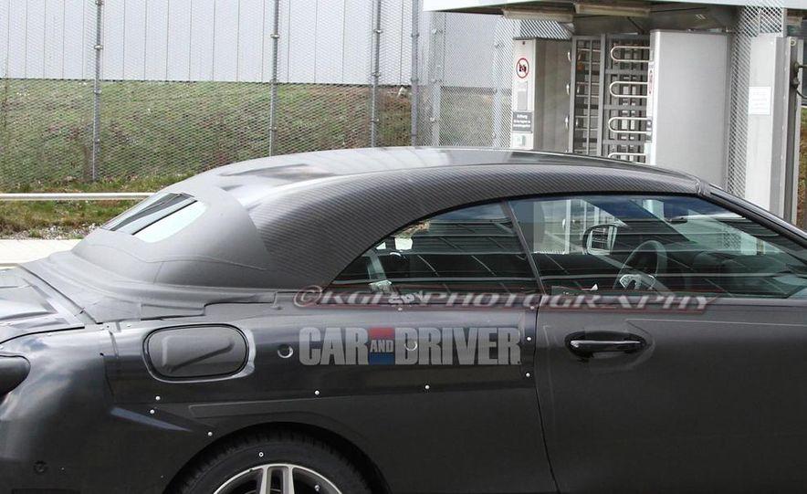 2015 Mercedes-Benz C-class sedan (spy photo) - Slide 47