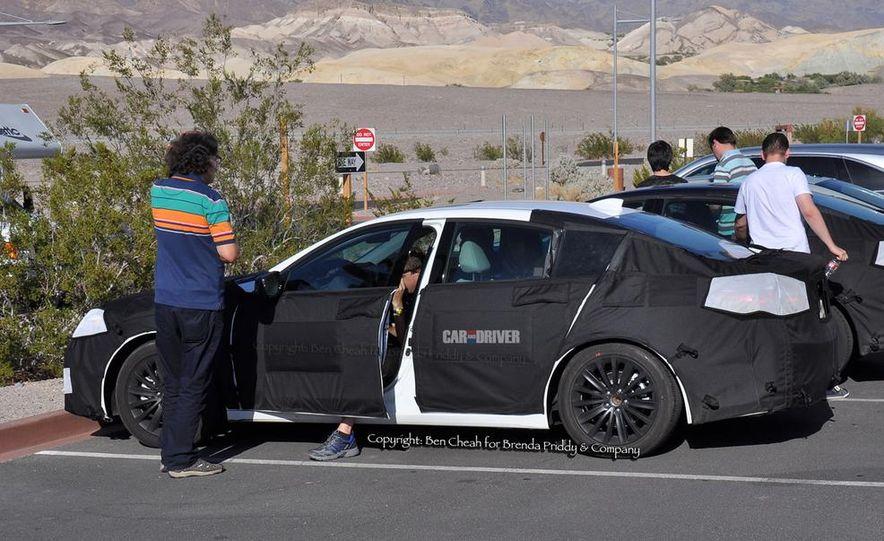 2015 Acura TLX (spy photo) - Slide 15