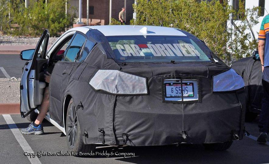 2015 Acura TLX (spy photo) - Slide 16