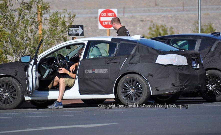 2015 Acura TLX (spy photo) - Slide 17