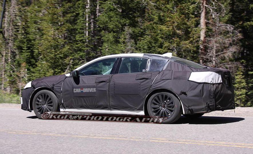 2015 Acura TLX (spy photo) - Slide 6