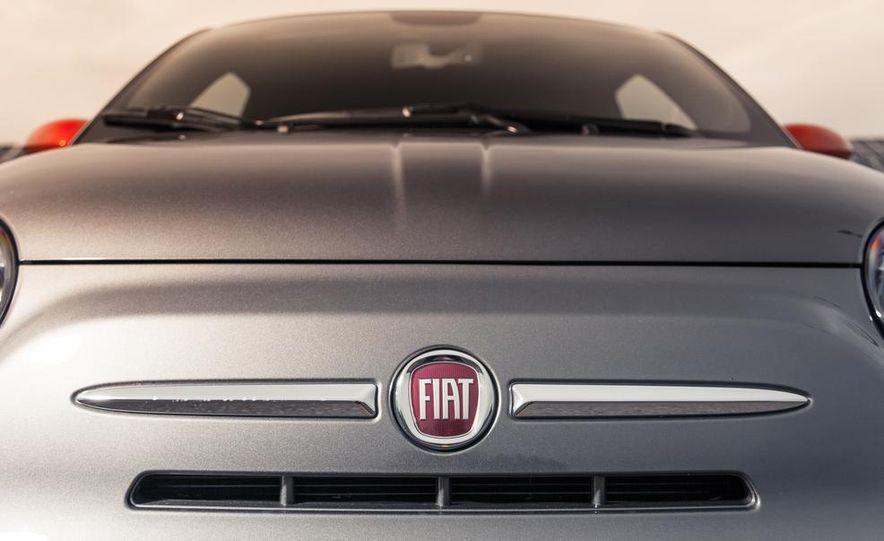 2013 Fiat 500e - Slide 10