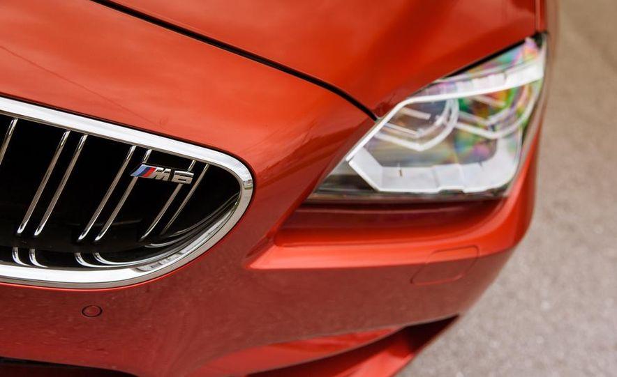 2014 BMW M6 Gran Coupe - Slide 16