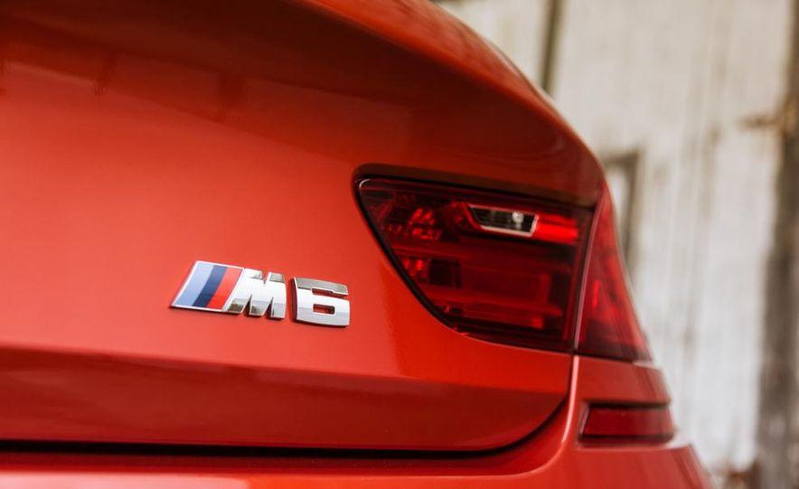 2014 BMW M6 Gran Coupe - Slide 21