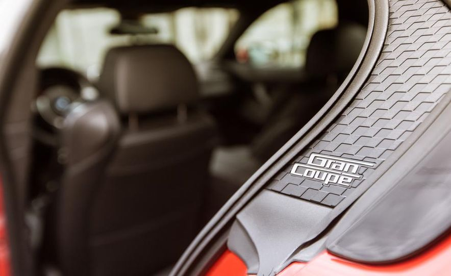 2014 BMW M6 Gran Coupe - Slide 23