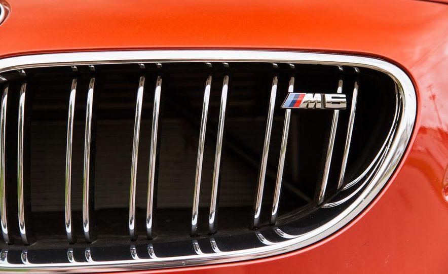 2014 BMW M6 Gran Coupe - Slide 18