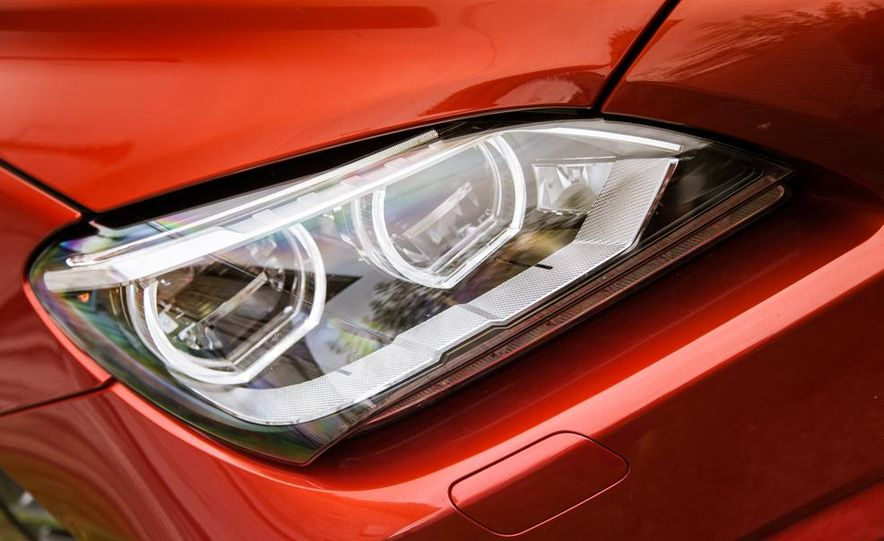 2014 BMW M6 Gran Coupe - Slide 17