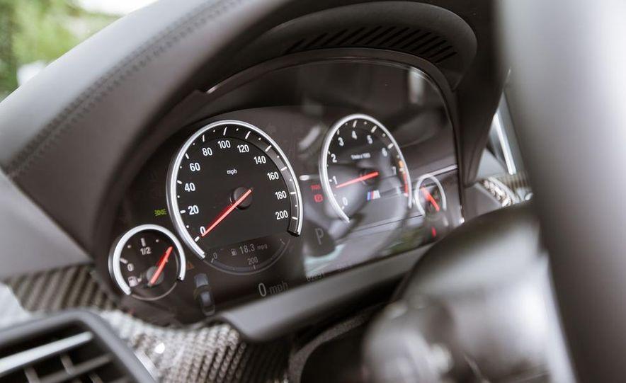 2014 BMW M6 Gran Coupe - Slide 34