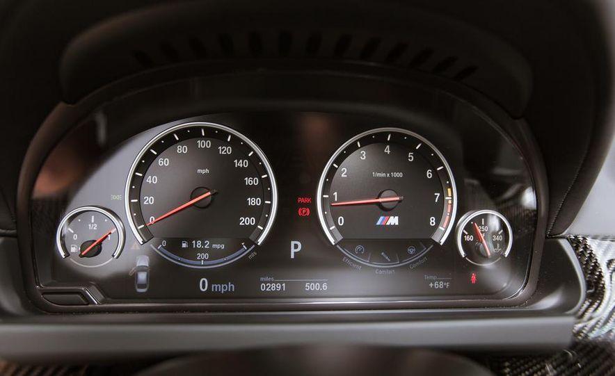 2014 BMW M6 Gran Coupe - Slide 35