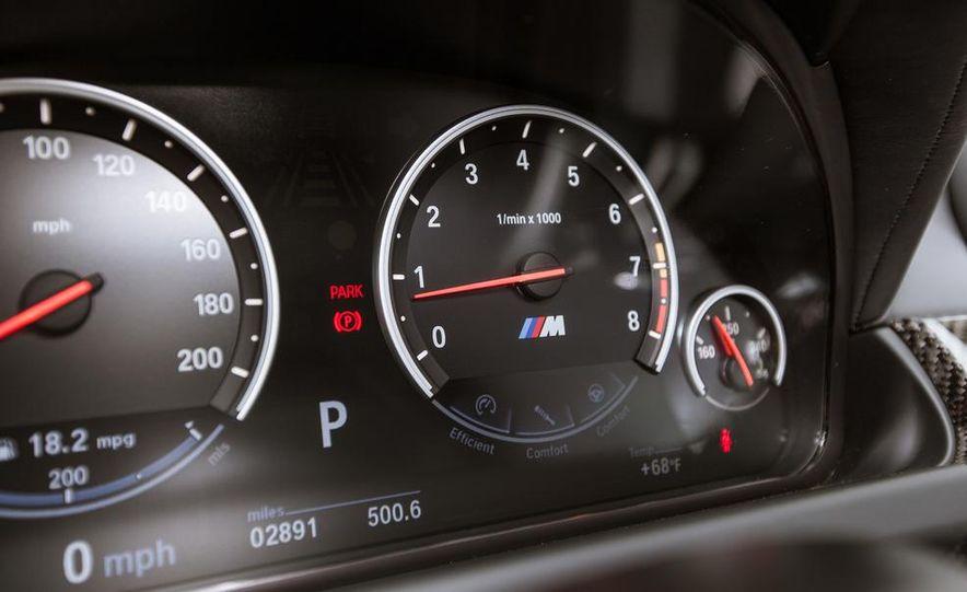 2014 BMW M6 Gran Coupe - Slide 36