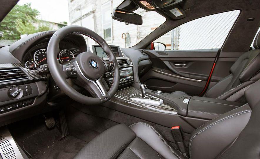 2014 BMW M6 Gran Coupe - Slide 24