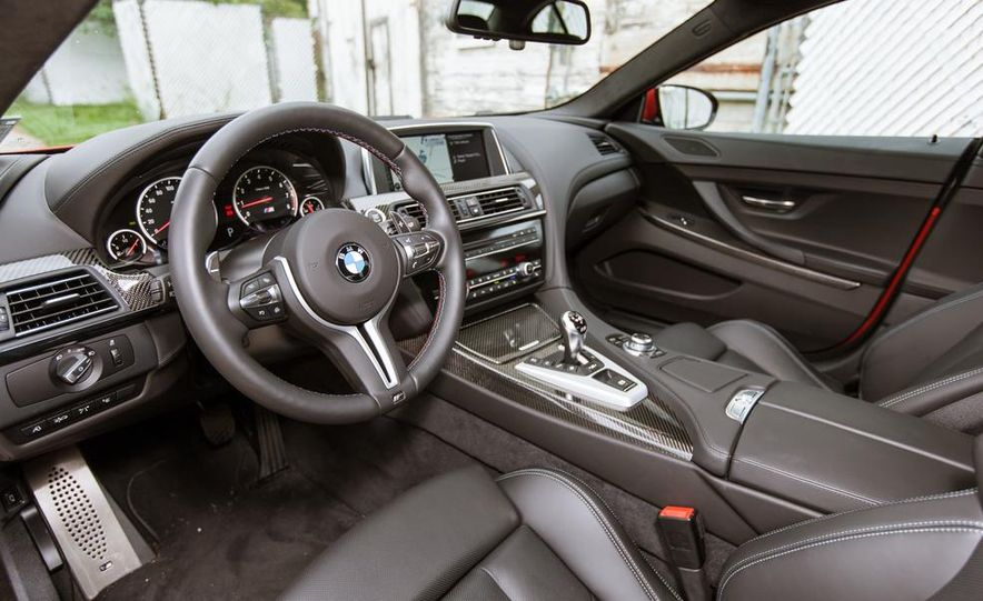 2014 BMW M6 Gran Coupe - Slide 25