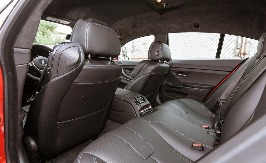 2014 BMW M6 Gran Coupe - Slide 27