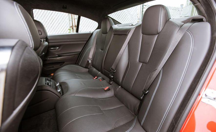 2014 BMW M6 Gran Coupe - Slide 28