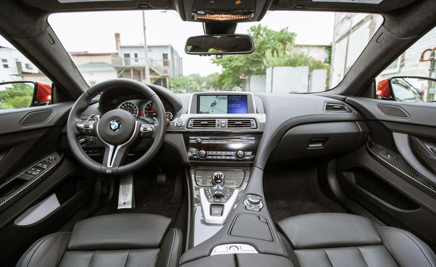 2014 BMW M6 Gran Coupe - Slide 29