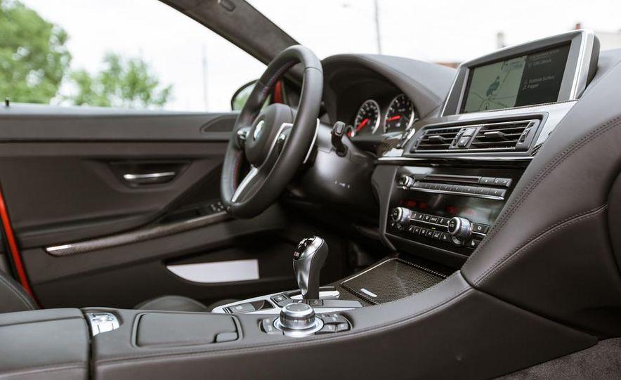 2014 BMW M6 Gran Coupe - Slide 30
