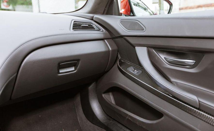 2014 BMW M6 Gran Coupe - Slide 32