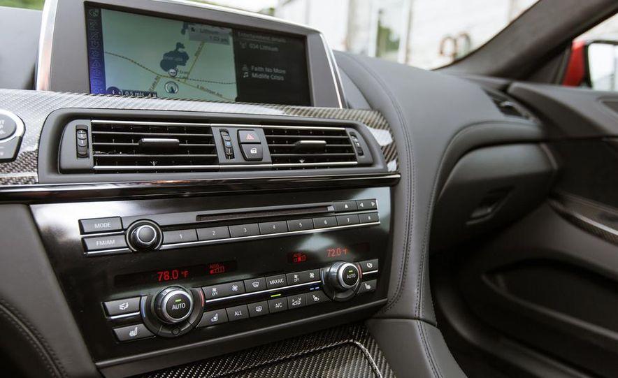 2014 BMW M6 Gran Coupe - Slide 39