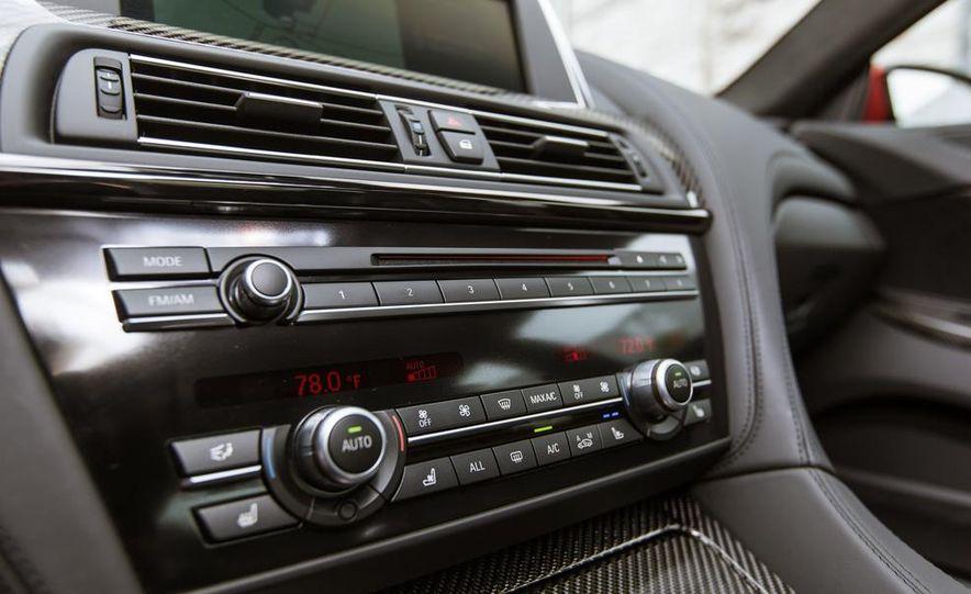 2014 BMW M6 Gran Coupe - Slide 40