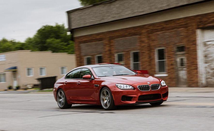 2014 BMW M6 Gran Coupe - Slide 1