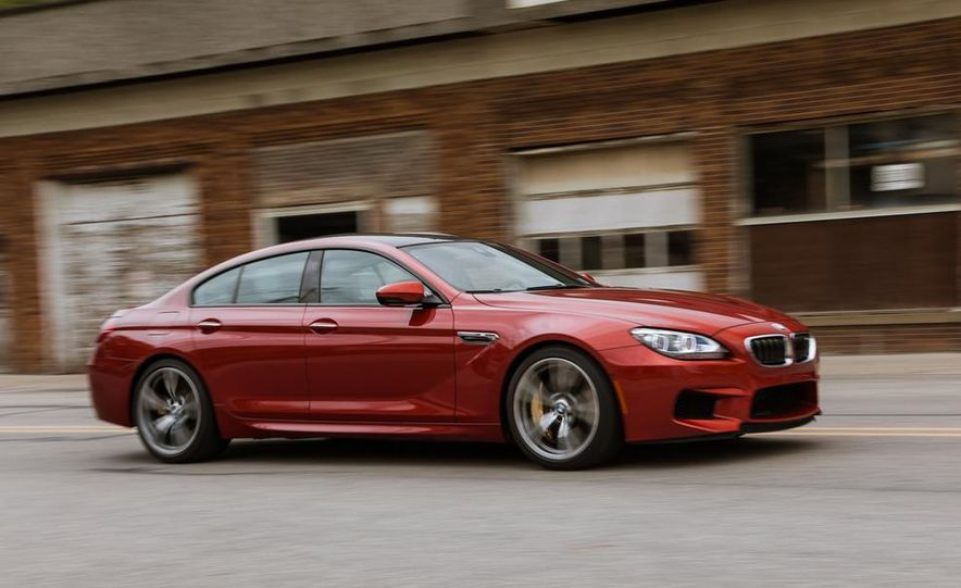 2014 BMW M6 Gran Coupe - Slide 2
