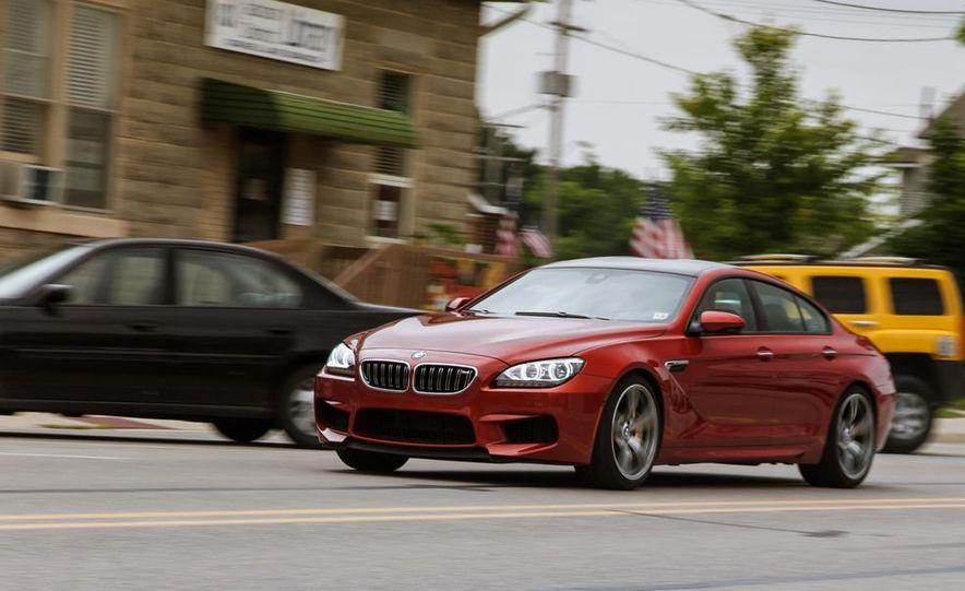 2014 BMW M6 Gran Coupe - Slide 4