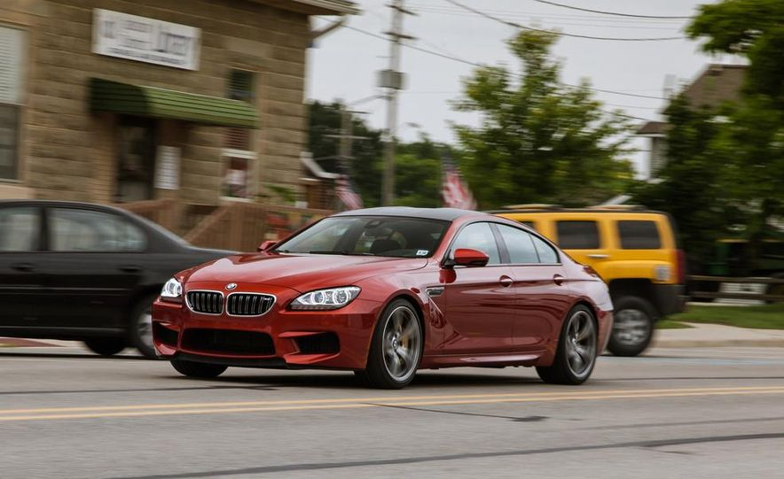 2014 BMW M6 Gran Coupe - Slide 5