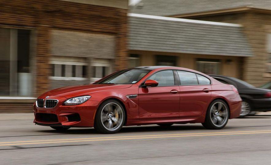 2014 BMW M6 Gran Coupe - Slide 7