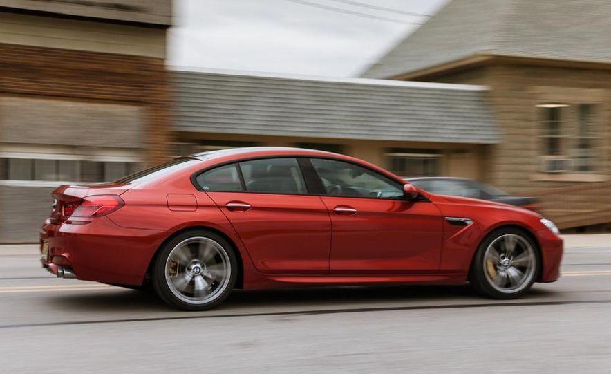 2014 BMW M6 Gran Coupe - Slide 9